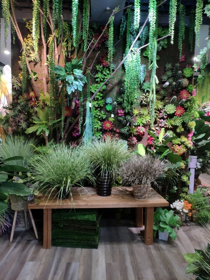 9144 ZhiYi Flowers Showroom 001