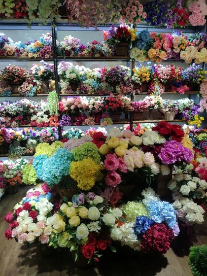 9149 YiXin Manmade Flowers Showroom 004