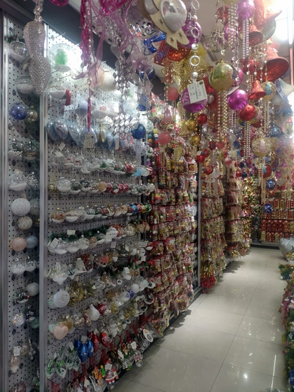 9151A JQ Christmas Gifts Factory Wholesale Supplier in Yiwu China. Showroom 004