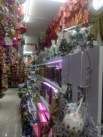9151A JQ Christmas Gifts Factory Wholesale Supplier in Yiwu China. Showroom 005