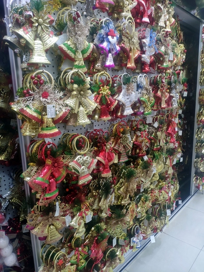 9151A JQ Christmas Gifts Factory Wholesale Supplier in Yiwu China. Showroom 015
