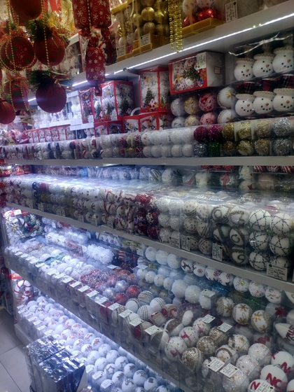 9151A JQ Christmas Gifts Factory Wholesale Supplier in Yiwu China. Showroom 019