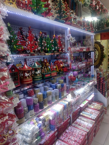 9151A JQ Christmas Gifts Factory Wholesale Supplier in Yiwu China. Showroom 020