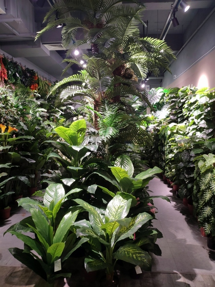 9177 Chenghui Fake Plants Showroom 004