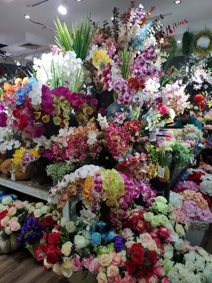 9178 Hongxin Flowers Showroom 004