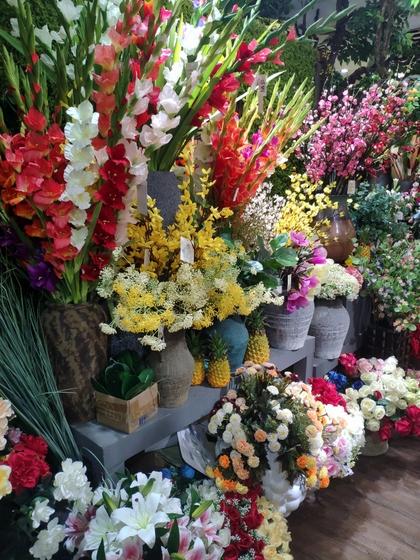 9178 Hongxin Flowers Showroom 005