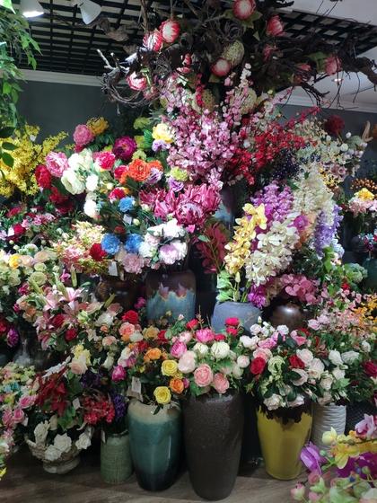 9178 Hongxin Flowers Showroom 006