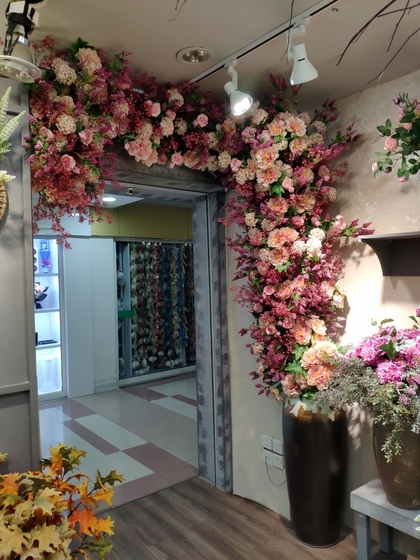 9182 LiuLanYing Flowers Showroom 001