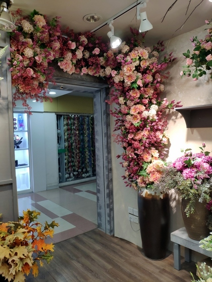 9182 LiuLanYing Flowers Showroom 002