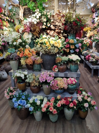 9182 LiuLanYing Flowers Showroom 003