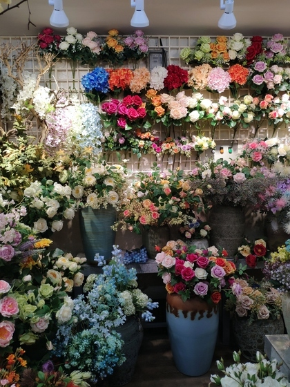 9182 LiuLanYing Flowers Showroom 005