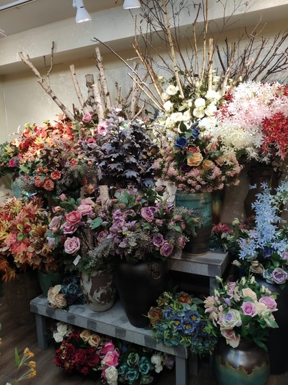 9182 LiuLanYing Flowers Showroom 006