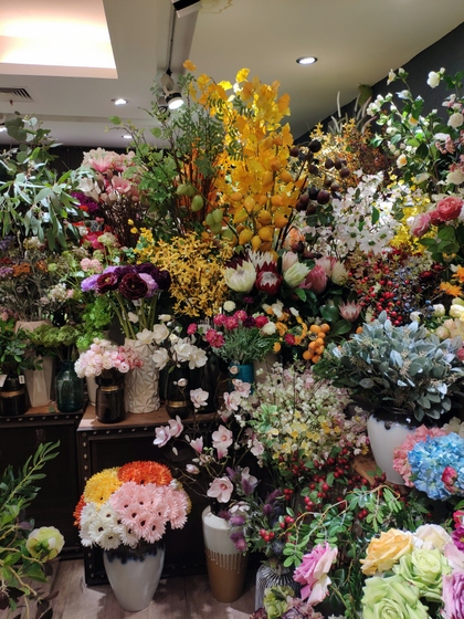 9188 KeXuan Flowers Showroom 007