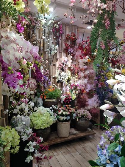 9197 HanQing Flowers Showroom 002