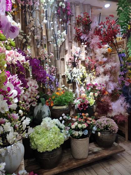 9197 HanQing Flowers Showroom 003