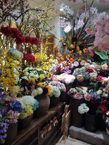 9197 HanQing Flowers Showroom 005