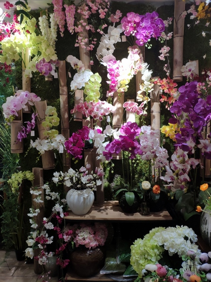 9197 HanQing Flowers Showroom 007
