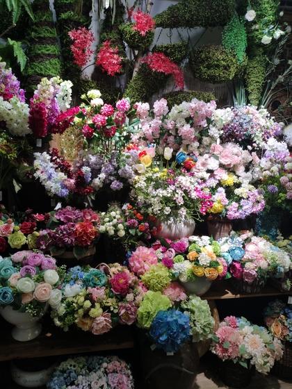 9197 HanQing Flowers Showroom 008