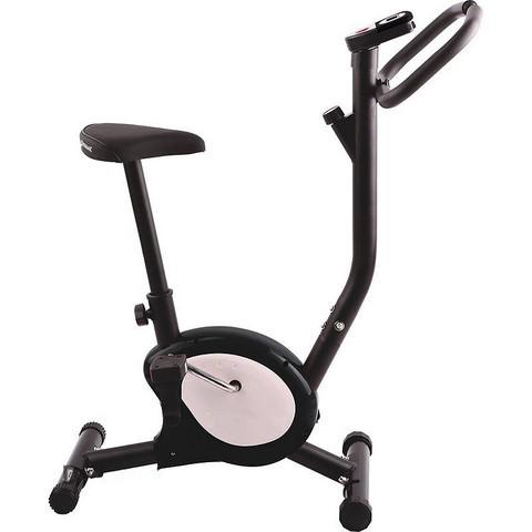 Home Exercise Bike, belt, black