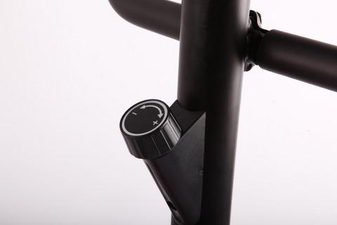 Belt Exercise Bike Electrodeless Knob
