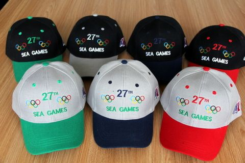 Sea Games Hats & Caps 1