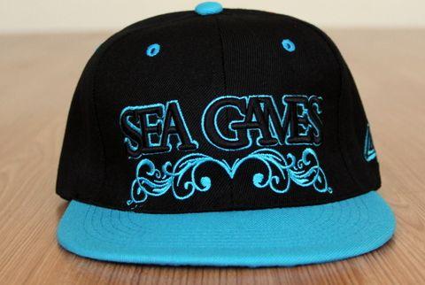 Sea Games Hats & Caps 3-1