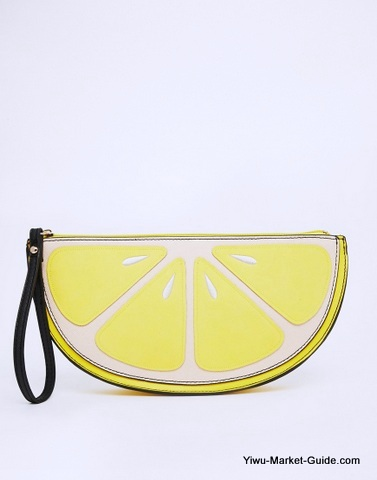 Lemon Shape Bag