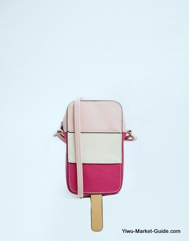 Ice cream Shape Bag 2