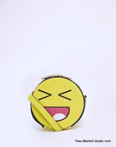 laughing shape bags