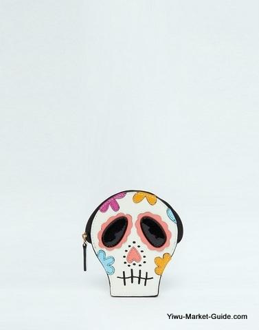 Skull shape bags