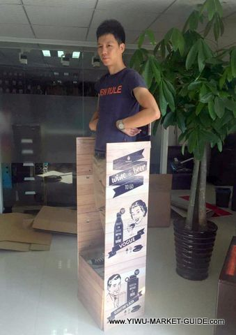POP display professional in Yiwu China