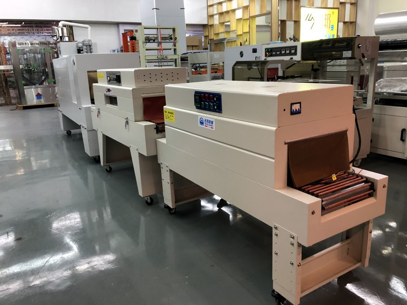 Shrink Packing machine in Packing & Printing Machinery Market in Yiwu, China