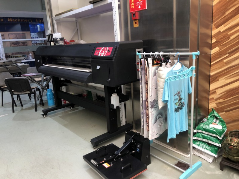 T-shirt printing machines in Packing & Printing Machinery Market, Yiwu China