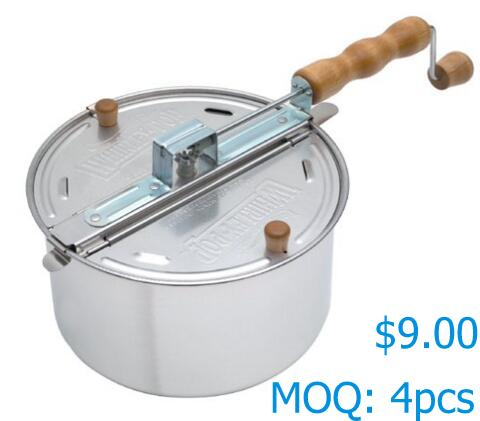 Pop Stovetop Popcorn Popper