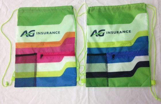 Promotional Drawstring Bag Full Color Print