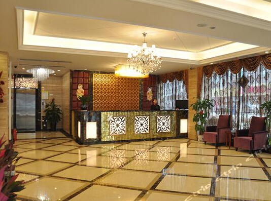 Small-nice-hotel-close-to-yiwu-futian-market-Venus-Cidu-Hotel
