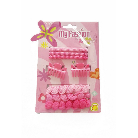 Hair Accessories With Display,Yellow 3