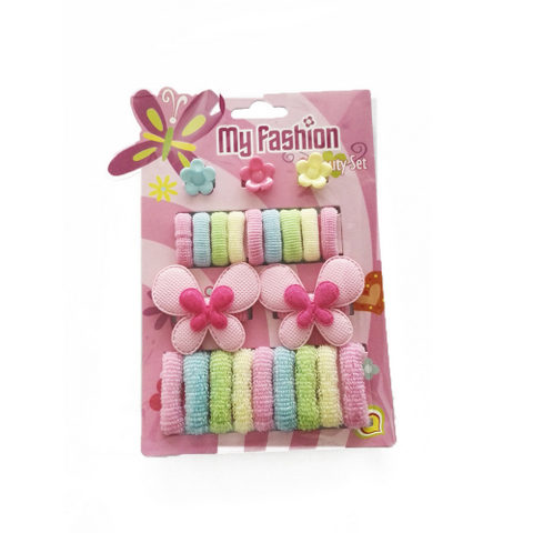 Hair Accessories With Display,Yellow 5