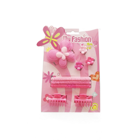 Hair Accessories With Display,Yellow 9