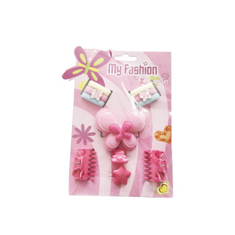 Hair Accessories With Display,Yellow 10