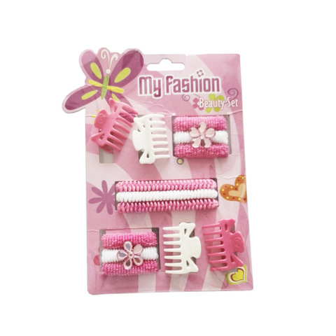 Hair Accessories With Display,Yellow 11