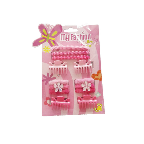 Hair Accessories With Display,Yellow 12