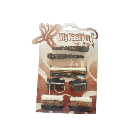 Hair Accessories With Display Stand 5