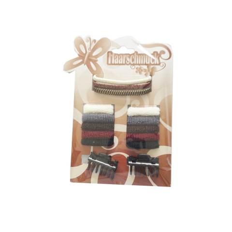 Hair Accessories With Display Stand 6