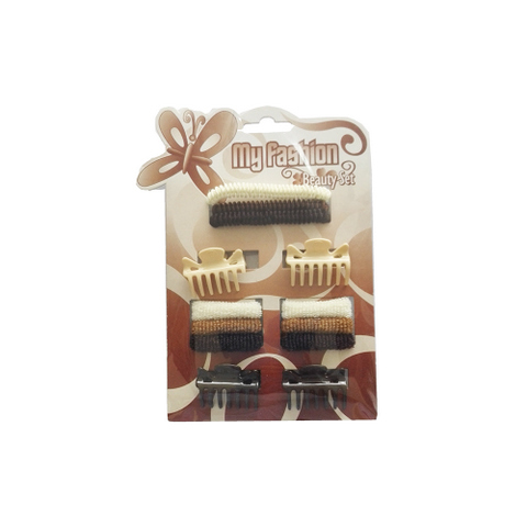 Hair Accessories With Display Stand 11