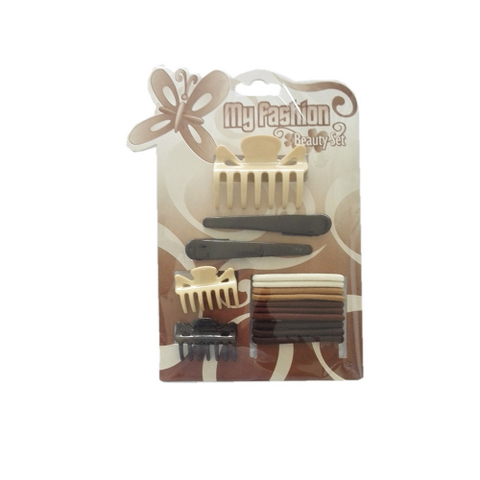 Hair Accessories With Display Stand 12