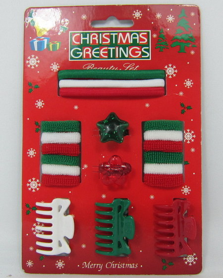 Christmas Hair Accessories With Display 02