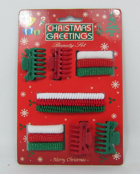 Christmas Hair Accessories With Display 04