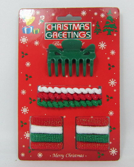 Girls Christmas Hair Accessories 10