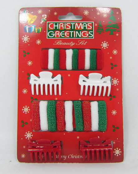 Girls Christmas Hair Accessories 11